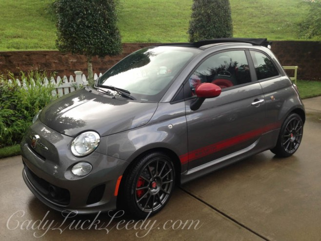 My Abarth, Zoom, Zoom!