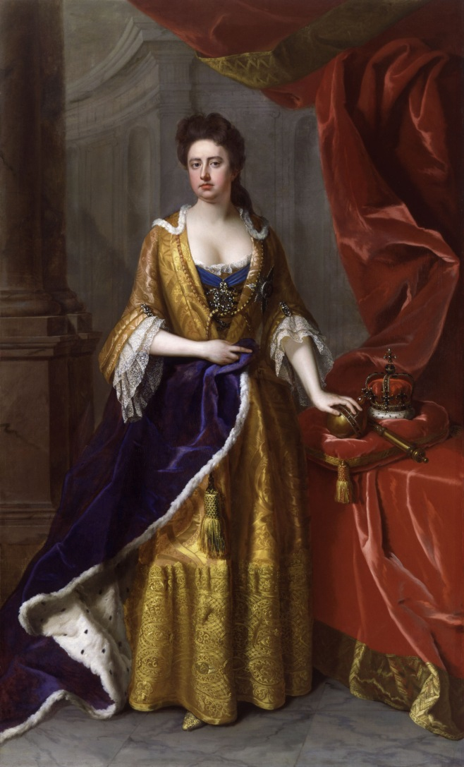 by Michael Dahl,painting,1705