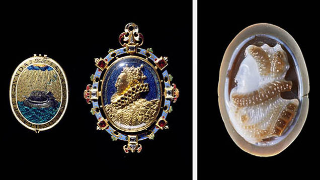 Jewels from the Cheapside Hoard
