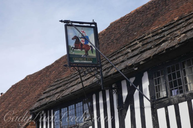 The George Inn, Alfriston, UK