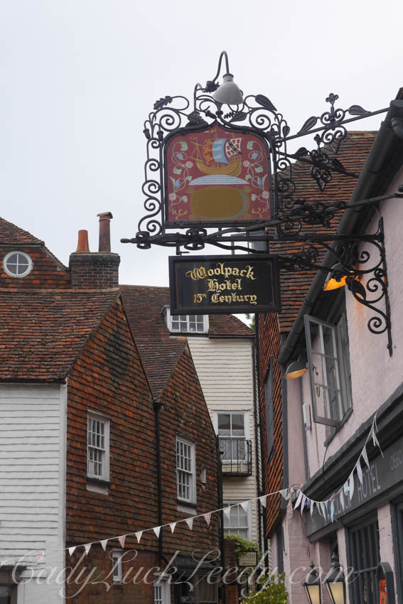 The Wolfpack Inn, Tenterden, UK