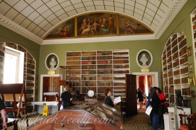 The Library at Stourhead