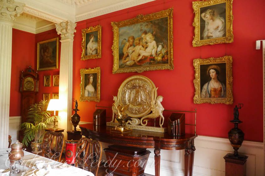 Little Dining Room at Stourhead