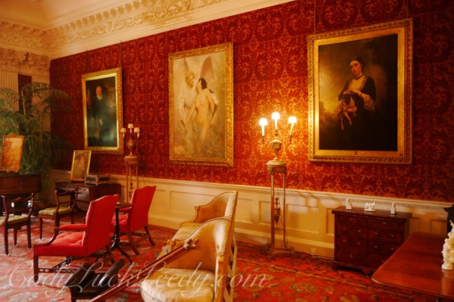 The Italian Room at Stourhead