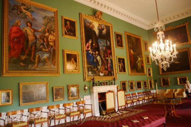 The Picture Gallery at Stourhead