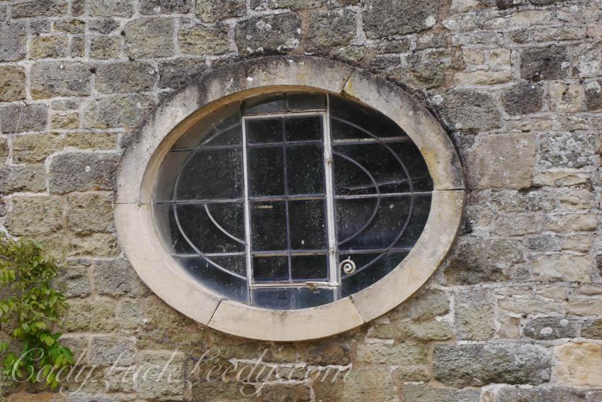 A Thursday Window That I Liked Too, Ha Ha