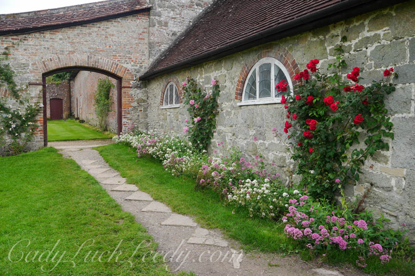 Workers Cottages at Stourhead