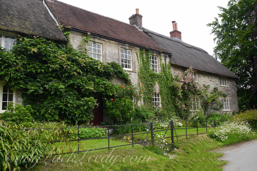 The Workers Cottages at Stourhead