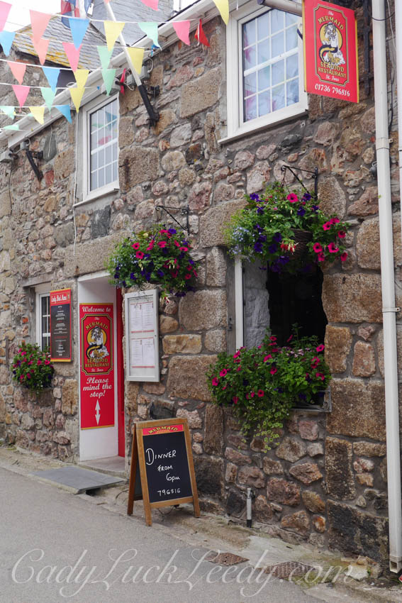 The Mermaid Restaurant, St Ives