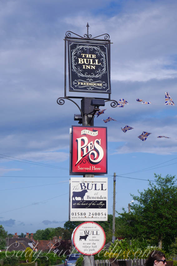 The Bull Inn , Benenden