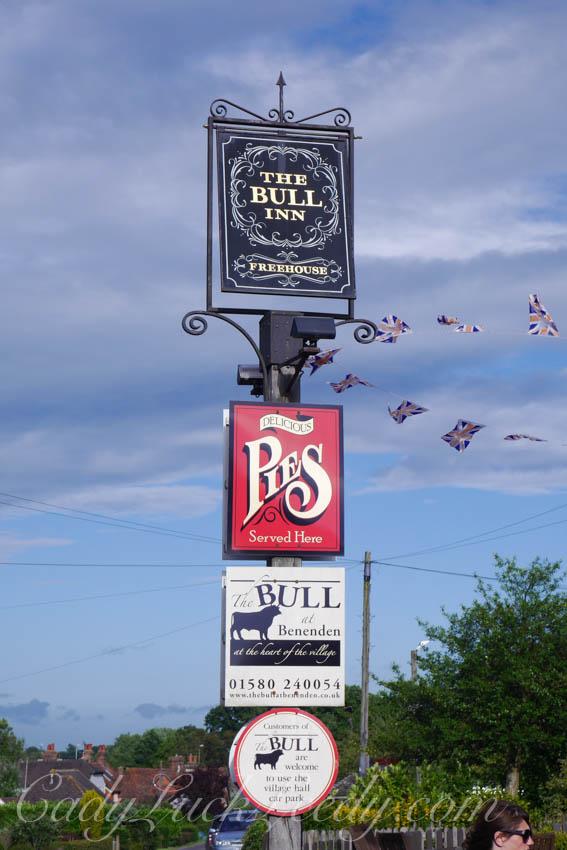 The Bull Inn , Benenden