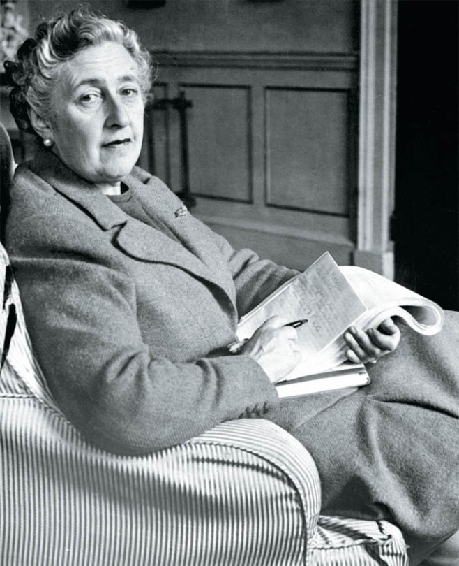 Agatha Christie at Greenway