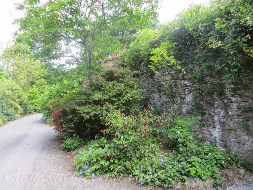 The Walled Gardens of Greenway