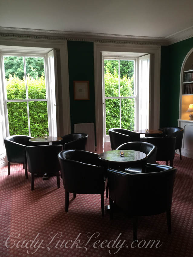 The Bar at Ash Manor House, Yeovil, UK