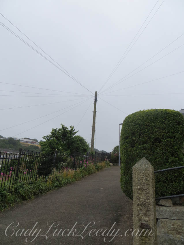 The Road to the Victorian Terraces