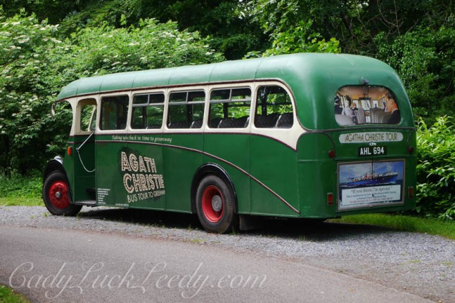Agatha Christie's Tour Bus, Greenway