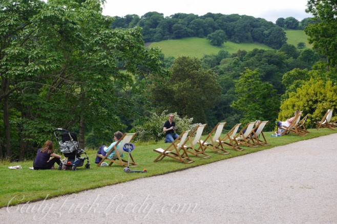 The Lawn Chairs at Greenway