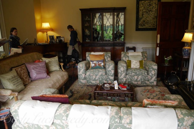 The Drawing Room at Greenway