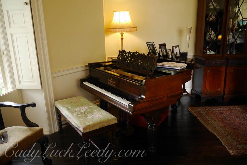 The Piano at Greenway