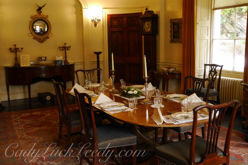 The Dining Room at Greenway