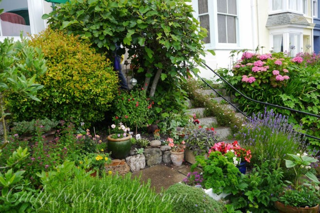 The Victorian Gardens at St Ives