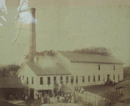 Delta Canning Factory, Oneida NY
