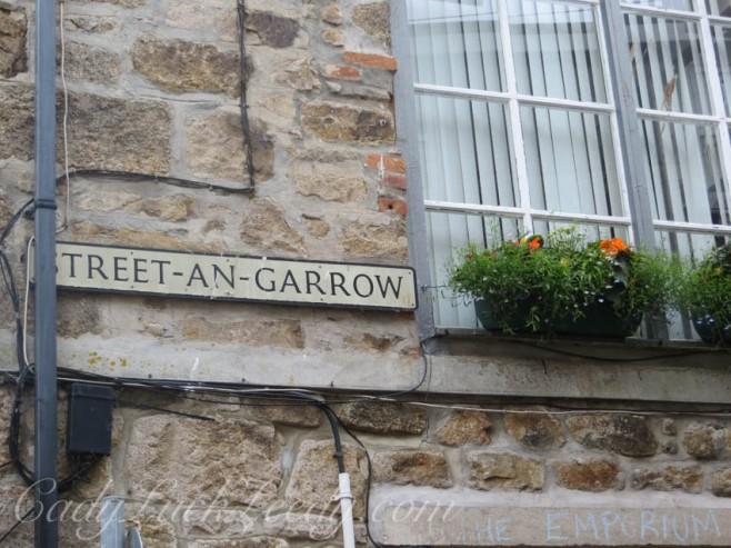 Street an Garrow, St Ives