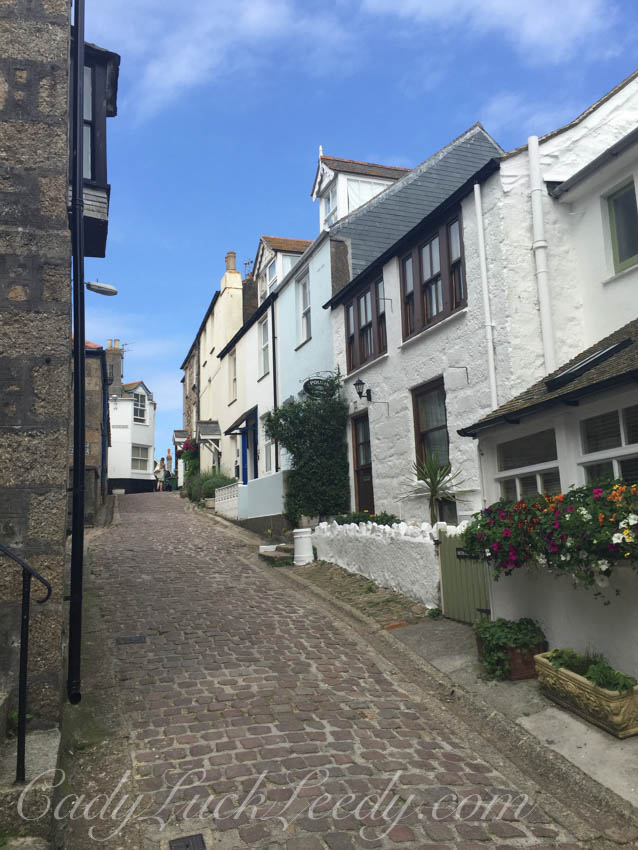 Cottage Row, St Ives