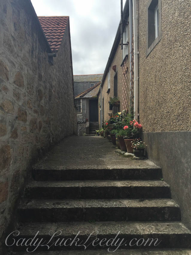 The Door at the End of the Lane, St Ives