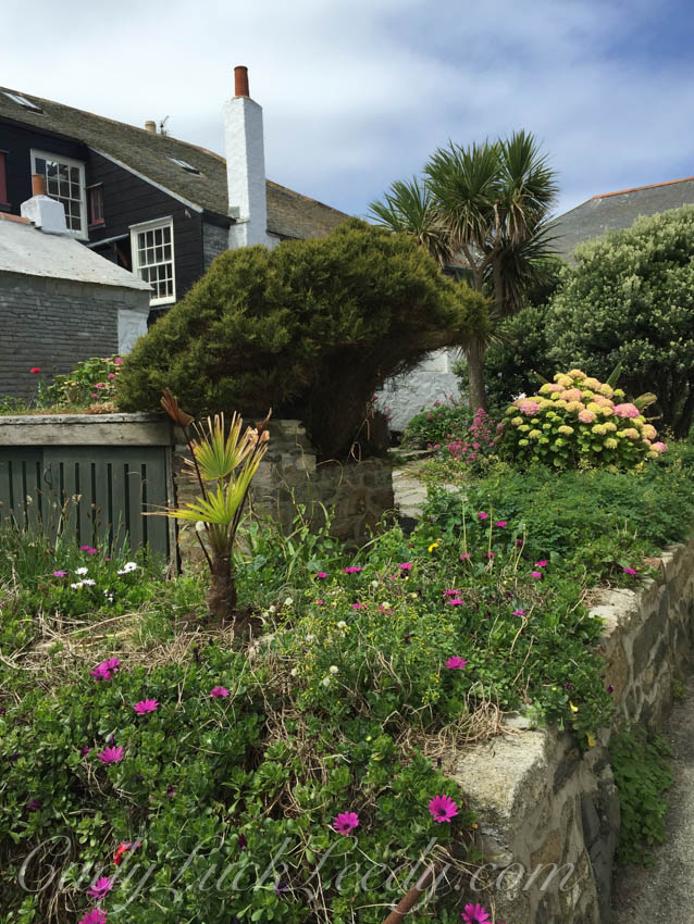 With Garden, St Ives