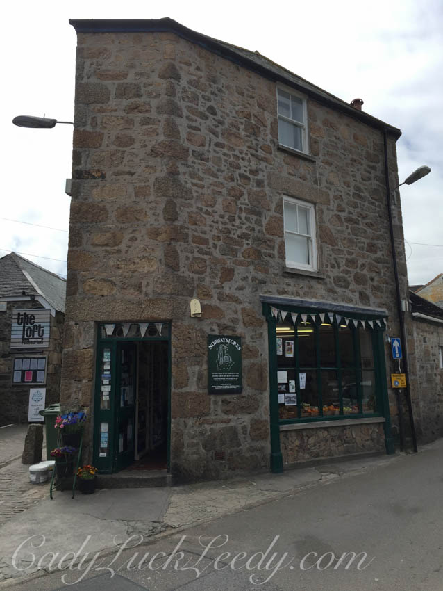 The Norway Grocery, St Ives