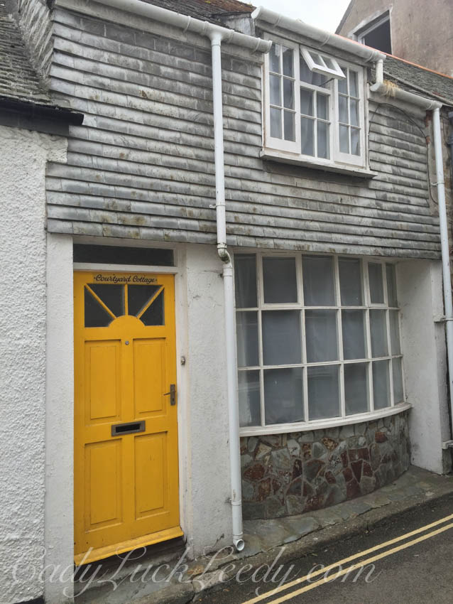 The Corn Colored Door, St Ives