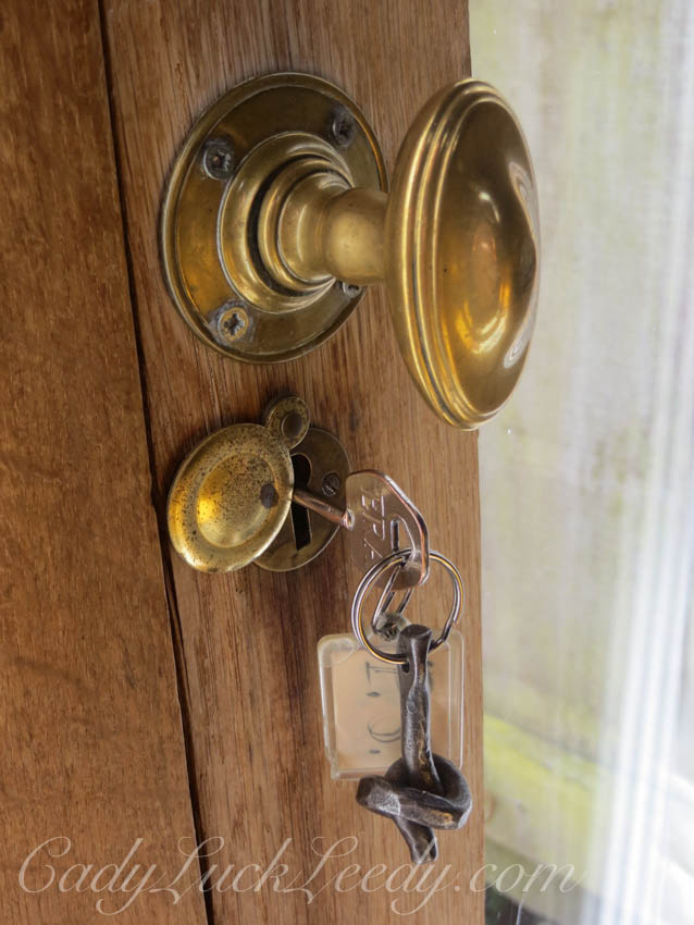 Turn the Key, The Potting Shed