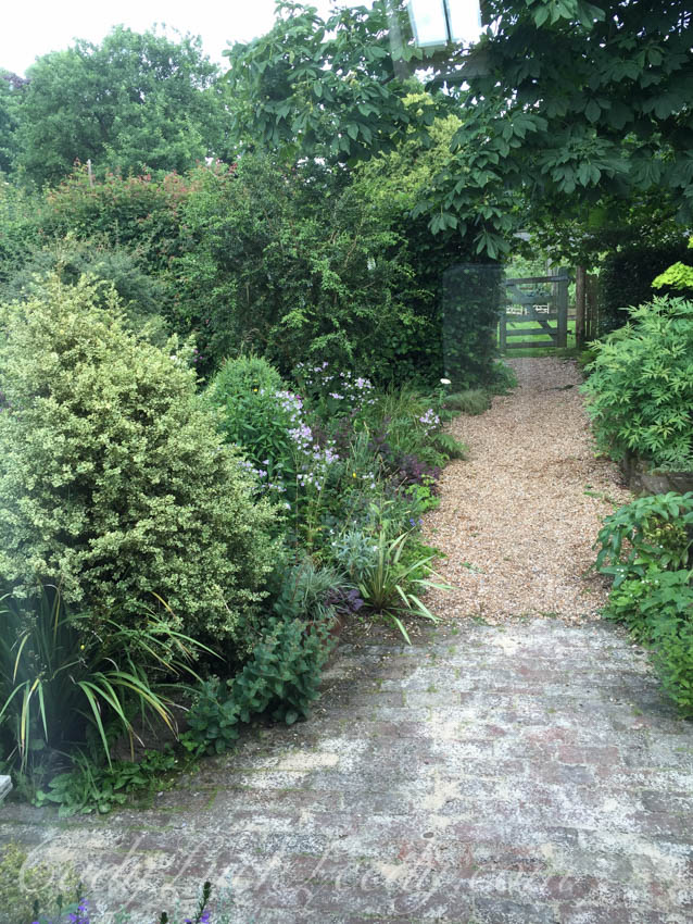 The Path to the Potting Shed, Benenden, UK
