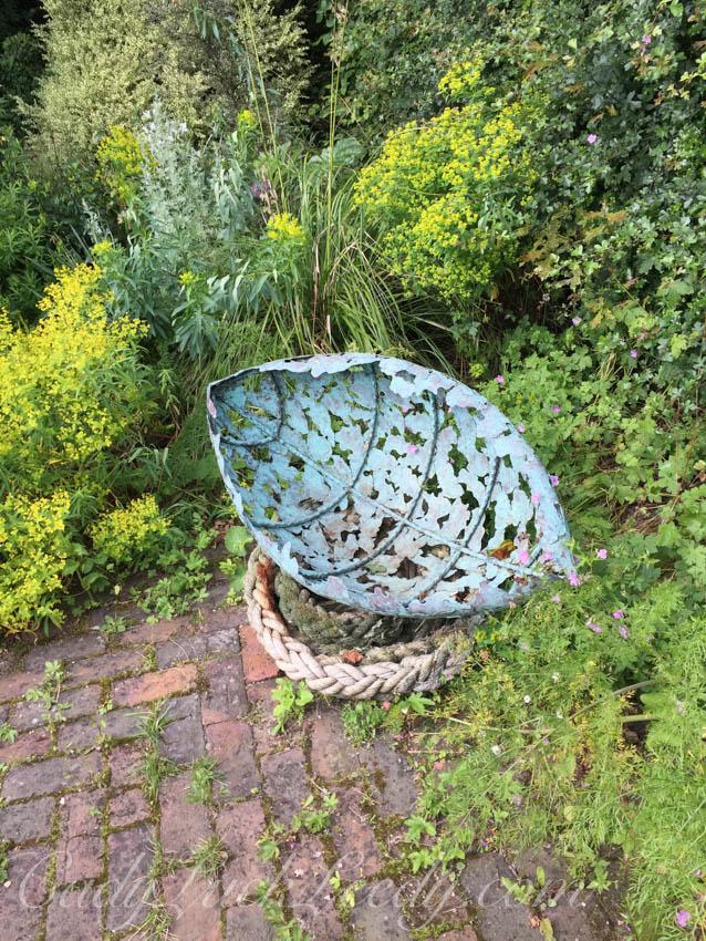 The Sculpture in the Garden
