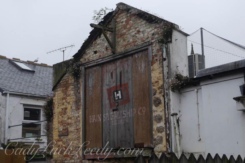 Old Overhead Door, St Ives