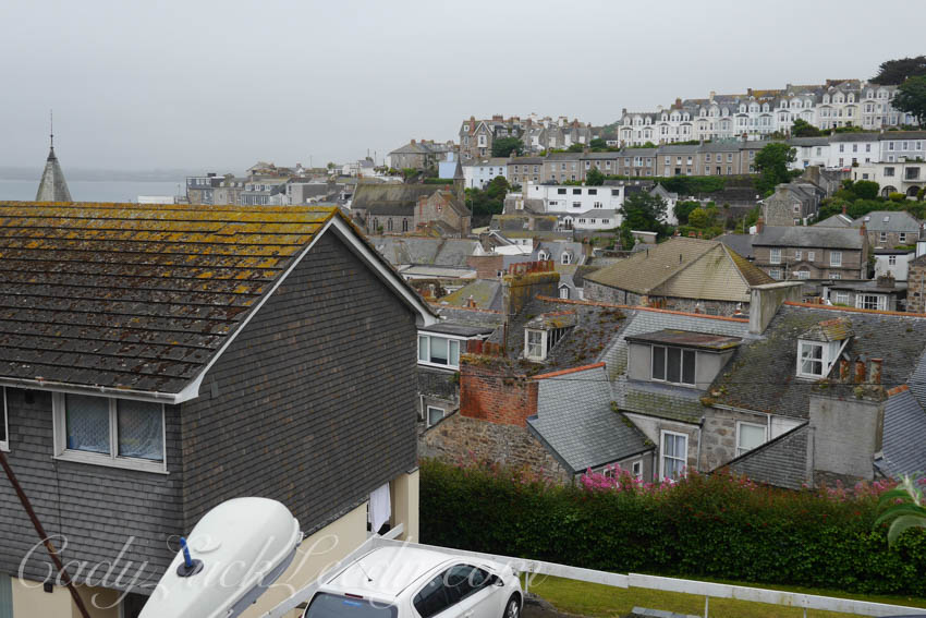 A View from the Hill, St Ives