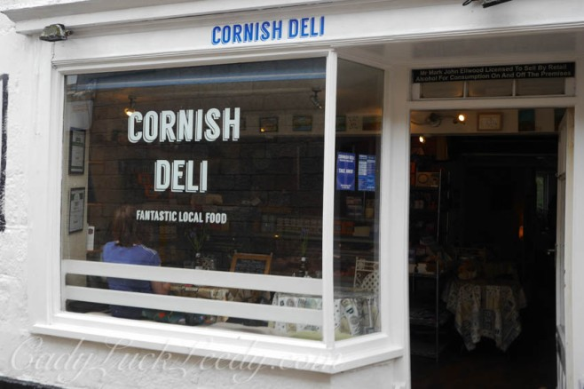 The Cornish Deli, St Ives