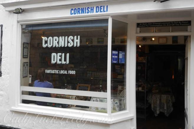 The Cornish Deli, St Ives