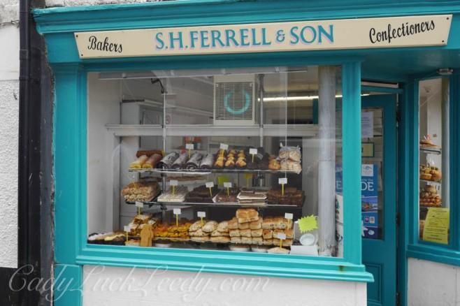 S H Ferrell & Son Bakery, St Ives