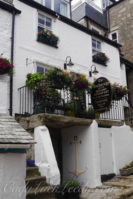 The Anchorage B&B, St Ives, Cornwall
