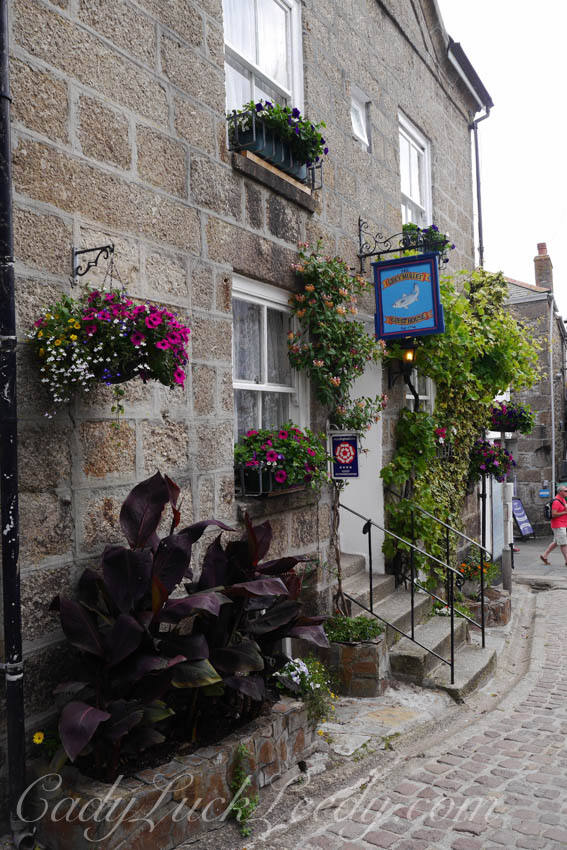 The Grey Mullet Guest House, St Ives