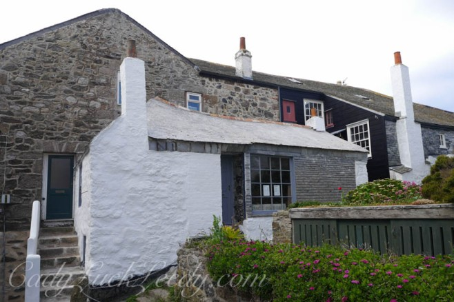 The New Cottage on the Hill, St Ives