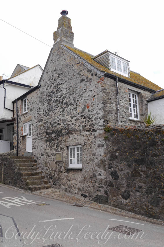 The Oldest Cottage in St Ives