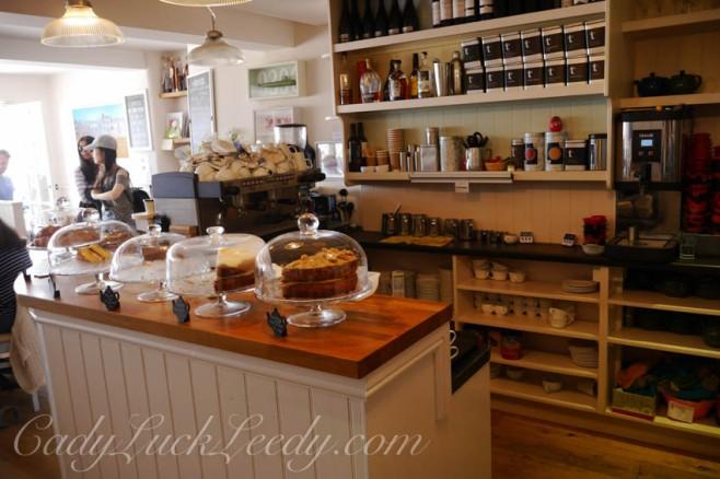 The Tea Room, St Ives