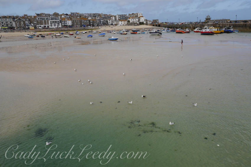 Over the Water, St Ives