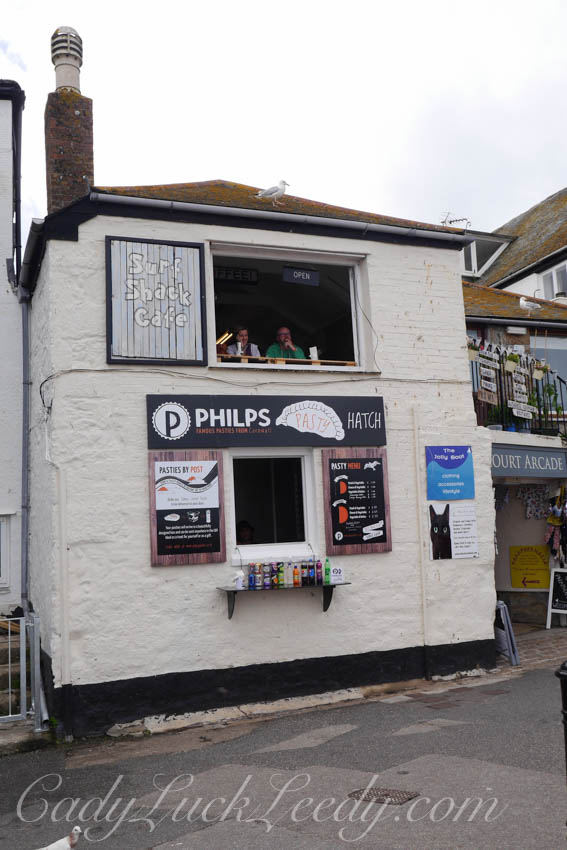 Philps Pasties, St Ives