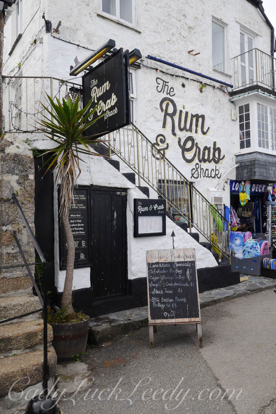 The Rum and Crab