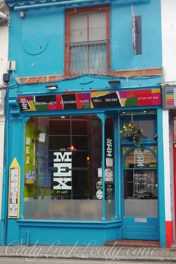 The Mex, St Ives