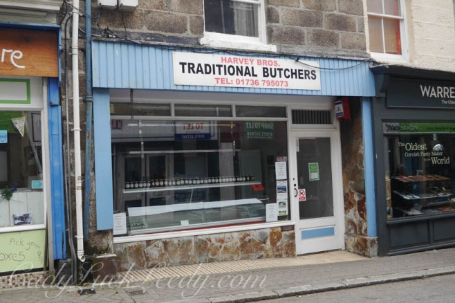 Traditional Butchers, St Ives